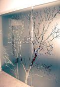 Stiklų dekoravimas ornamentais