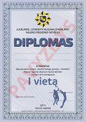 Firminiai blankai/Diplomai/Pažymėjimai