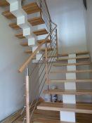 Turėklai ir laiptai