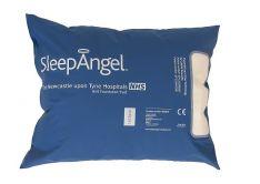 SleepAngel™ medicininė mikropluošto pagalvė su filtru (46 x 71 cm)