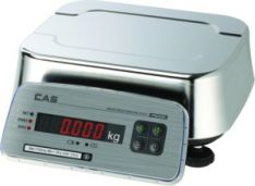 CAS FW500 vandeniui atsparios svarstyklės