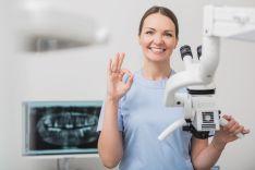 Endodontinis gydymas mikroskopu