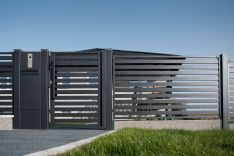 Metaliniai vartai