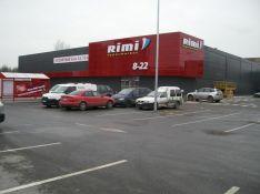 Komercinės paskirties pastatai RIMI