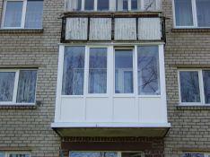 Balkonų stiklinimas