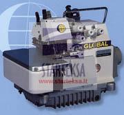 siuvimo mašina GLOBAL OV 634-240