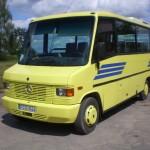 Autobusų ir mikroautobusų nuoma