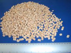Biokuro granulės - medienos pjuvenų granulės