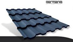 Plieninės stogų čerpės