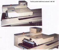 Nepertraukiamo veikimo dubliavimo mašina C 400/700