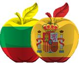 Vertimas raštu iš lietuvių į ispanų kalbą