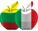 Vertimas raštu iš lietuvių į italų kalbą