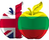 Vertimas žodžiu: lietuvių - anglų kalbų kombinacija