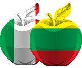 Vertimas žodžiu: lietuvių - italų kalbų kombinacija