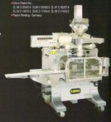 Koldūnų formavimo įranga
