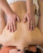 Klasikinis nugaros masažas