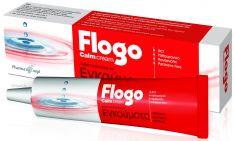 FLOGO raminamasis kremas (nudegus) 50ml