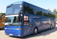 Mėlynas autobusas