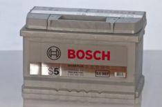 Akumuliatorius BOSCH 74Ah 750A S5