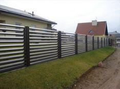 Skardinės tvoros