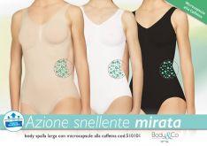 Body & Co Modeliuojantys masažiniai šortai