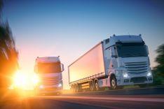 Krovininių automobilių kondicionierių pildymas