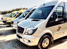 Nuomojame komfortabilius mikroautobusus: