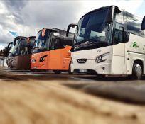 Autobusai nuomai: