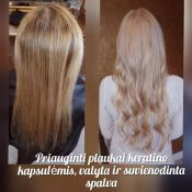Plaukų procedūros