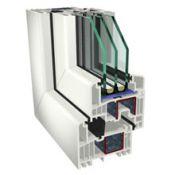 PLASTIKINIAI LANGAI GEALAN S9000