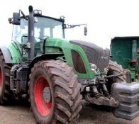 Traktorius Fendt 936 Vario TMS