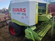 Presas Claas Rollant 255rc