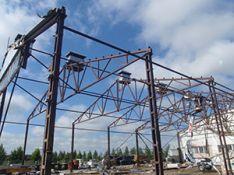 Metalinių konstrukcijų demontavimas