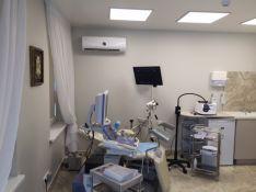 Pakartotinas ginekologinis ultragarsinis tyrimas.