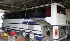 Autobusų remontas