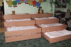 Nestandartinės lovos