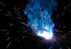 Metalo suvirinimas elektrodais