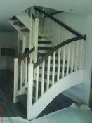 mediniai laiptai projektavimas gamyba