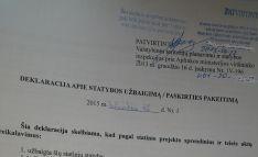 Patvirtinta deklaracija