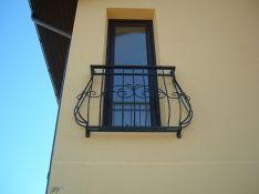Balkonų rėmai