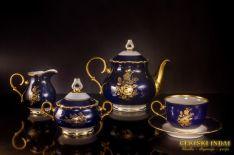Klasikinis porcelianinis arbatos servizas
