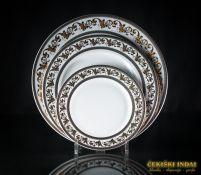 Dekoruotų porcelianinių indų nuoma