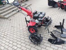 Benzininis 12AG motoblokas