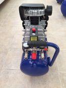 Tepalinis oro kompresorius FRASER 1cilindras / 50L