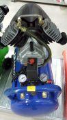 Tepalinis oro kompresorius FRASER 2cilindrai / 50L