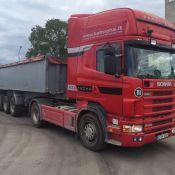 Vietiniai ir tarptautiniai krovinių pervežimai