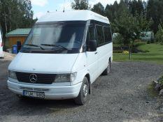 8 vietų keleivinis mikroautobusas
