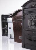 ginorio pašto dėžutės