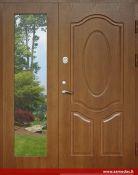 Šarvuotos lauko durys