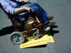Pandusai / rampos žmonėms su negalia